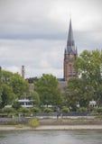 Iglesia en Bonn Imágenes de archivo libres de regalías