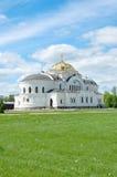 Iglesia en Brest Fotografía de archivo libre de regalías