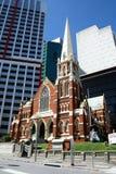 Iglesia en Brisbane Foto de archivo