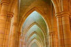 Iglesia en Brisbane Imagenes de archivo