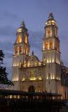 Iglesia en Campeche Fotografía de archivo libre de regalías