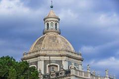 Iglesia en Catania Imágenes de archivo libres de regalías