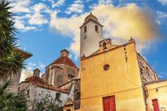 Iglesia en Cerdeña Fotos de archivo libres de regalías