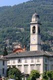 Iglesia en Cernobbio Fotos de archivo