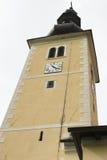 Iglesia en Croatia foto de archivo libre de regalías