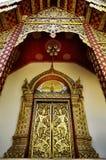 Iglesia en Doi Suthep, Chiang Mai, Tailandia Imagen de archivo