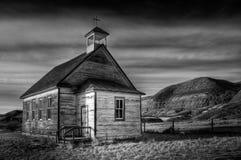 Iglesia en Dorothy imagenes de archivo