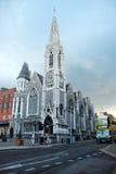 Iglesia en Dublín fotos de archivo libres de regalías