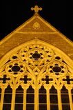 Iglesia en Dublín, Irlanda imagenes de archivo