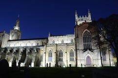Iglesia en Dunfermline Fotos de archivo