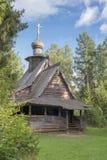 Iglesia en el bosque Fotografía de archivo