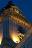 Iglesia en el corazón de la ciudad Imagenes de archivo
