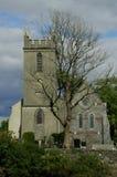 Iglesia en el corcho del oeste Foto de archivo