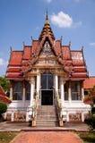 Iglesia en el Nai de Wat HatYai Foto de archivo libre de regalías