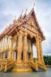 Iglesia en el templo, Tailandia Foto de archivo