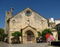Iglesia en España Imágenes de archivo libres de regalías