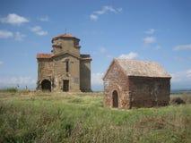 Iglesia en Georgia Imagen de archivo libre de regalías