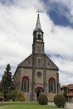 Iglesia en Gramado Imagenes de archivo