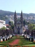 Iglesia en Guimaraes Fotos de archivo