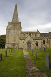 Iglesia en Hackness Fotos de archivo