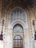 Iglesia en Inglaterra Fotos de archivo libres de regalías