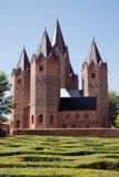 Iglesia en Kalundborg (Dinamarca) Foto de archivo libre de regalías
