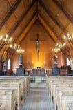 Iglesia en Kampen Foto de archivo libre de regalías