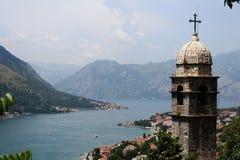 Iglesia en Kotor Fotografía de archivo