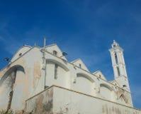 Iglesia en Kyrenia Imagenes de archivo