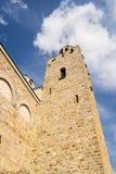 Iglesia en la fortaleza de Tsarevets Imagen de archivo