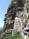 Iglesia en la piedra Foto de archivo libre de regalías