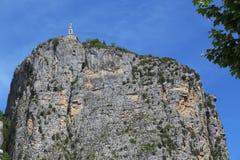 Iglesia en la roca Fotografía de archivo libre de regalías