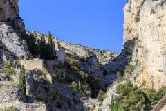 Iglesia en la roca Fotografía de archivo