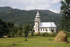 Iglesia en las montañas Imagen de archivo