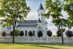 Iglesia en Lituania Fotografía de archivo