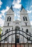 Iglesia en Lituania fotos de archivo