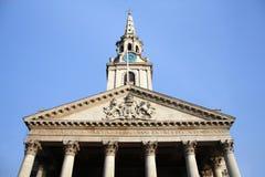 Iglesia en Londres Imagen de archivo libre de regalías