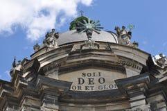 Iglesia en Lviv Fotos de archivo libres de regalías