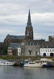 Iglesia en Maastricht Fotografía de archivo