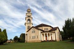 Iglesia en Machadodorp Imagen de archivo