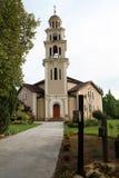 Iglesia en Machadodorp Mmpumalanga Fotos de archivo libres de regalías