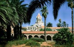 Iglesia en Madeira Imágenes de archivo libres de regalías