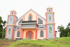 Iglesia en Manokwari imagenes de archivo