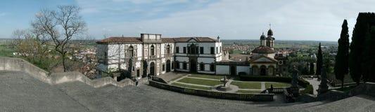 Iglesia en Monselice Foto de archivo