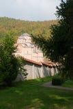 Iglesia en montañas Imagen de archivo