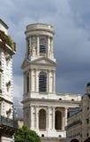 Iglesia en París Foto de archivo