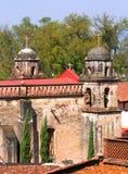 Iglesia en patzcuaro Fotografía de archivo libre de regalías