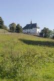 Iglesia en Polonia Fotografía de archivo libre de regalías