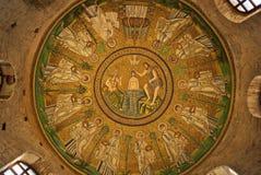 Iglesia en Ravena Imágenes de archivo libres de regalías