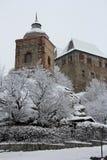 Iglesia en República Checa Imágenes de archivo libres de regalías